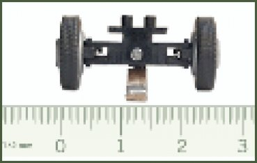 1:87 steeringmechanism LKW-BSF for car system 17.5mm with mag