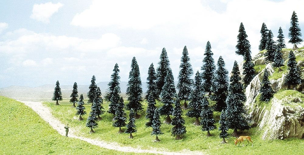 35 Pack  Fir Trees