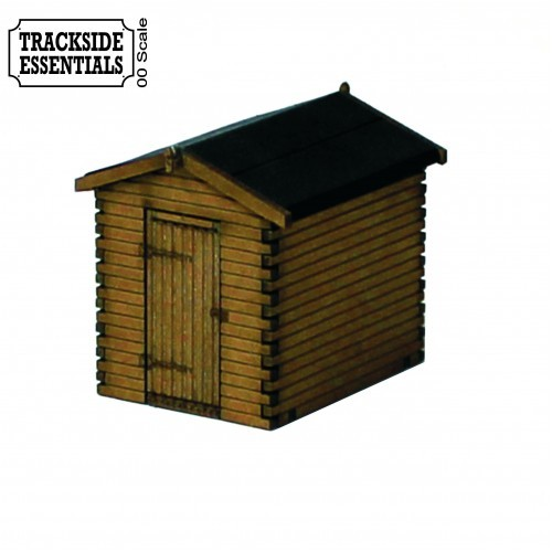 4Ground OO-TE-110 - Small Garden Shed