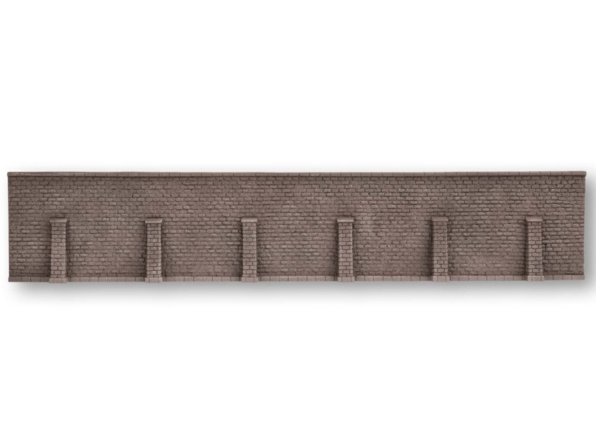 Noch Extra Long Granite Retaining Wall Hard Foam 66x12.5cm