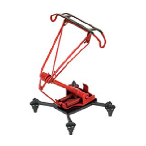 H0 Pantograph,single spar type,DB,SBS 81 red