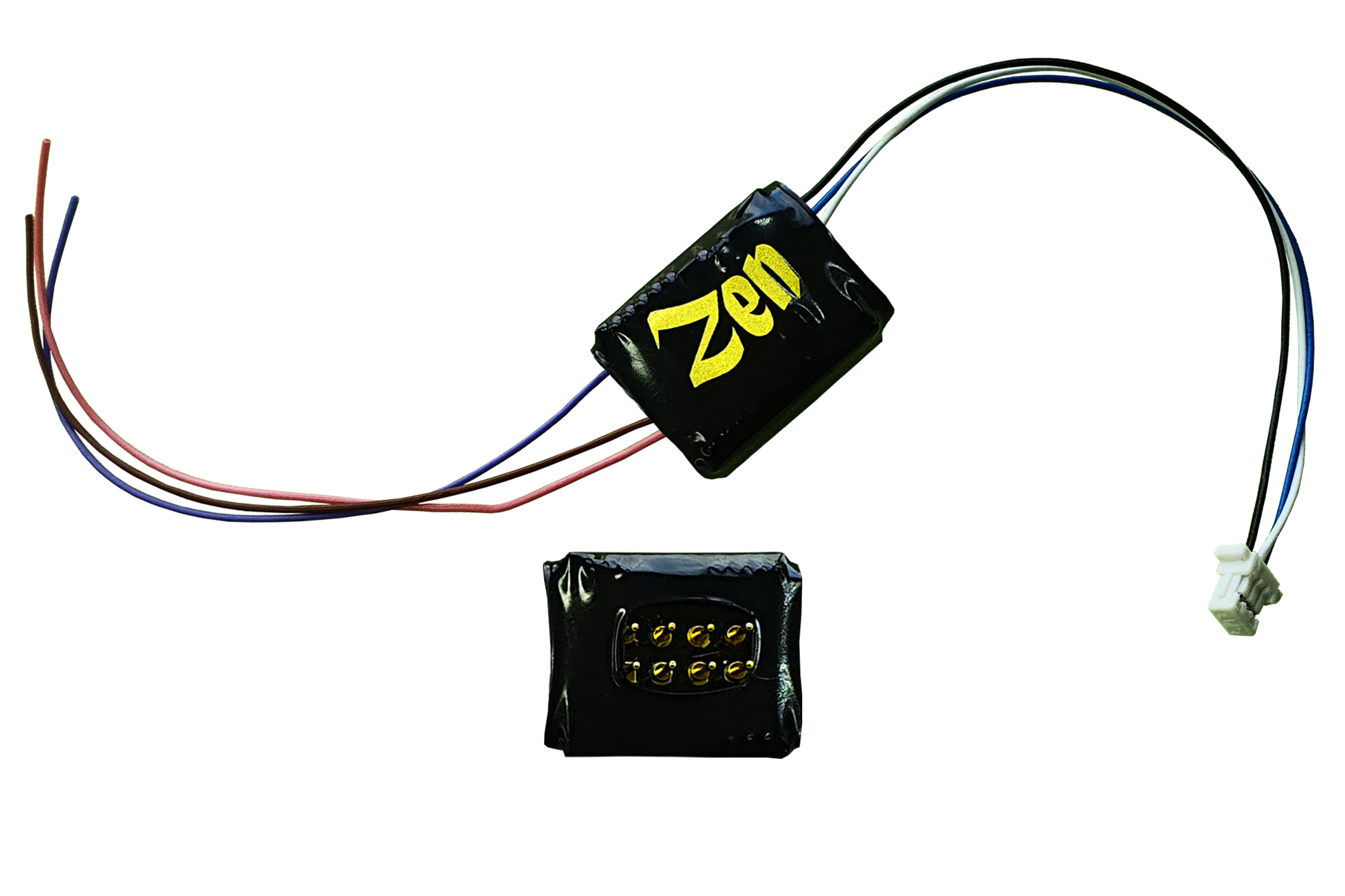 DCC Concepts Zen Black Decoder ZN360 8pin direct
