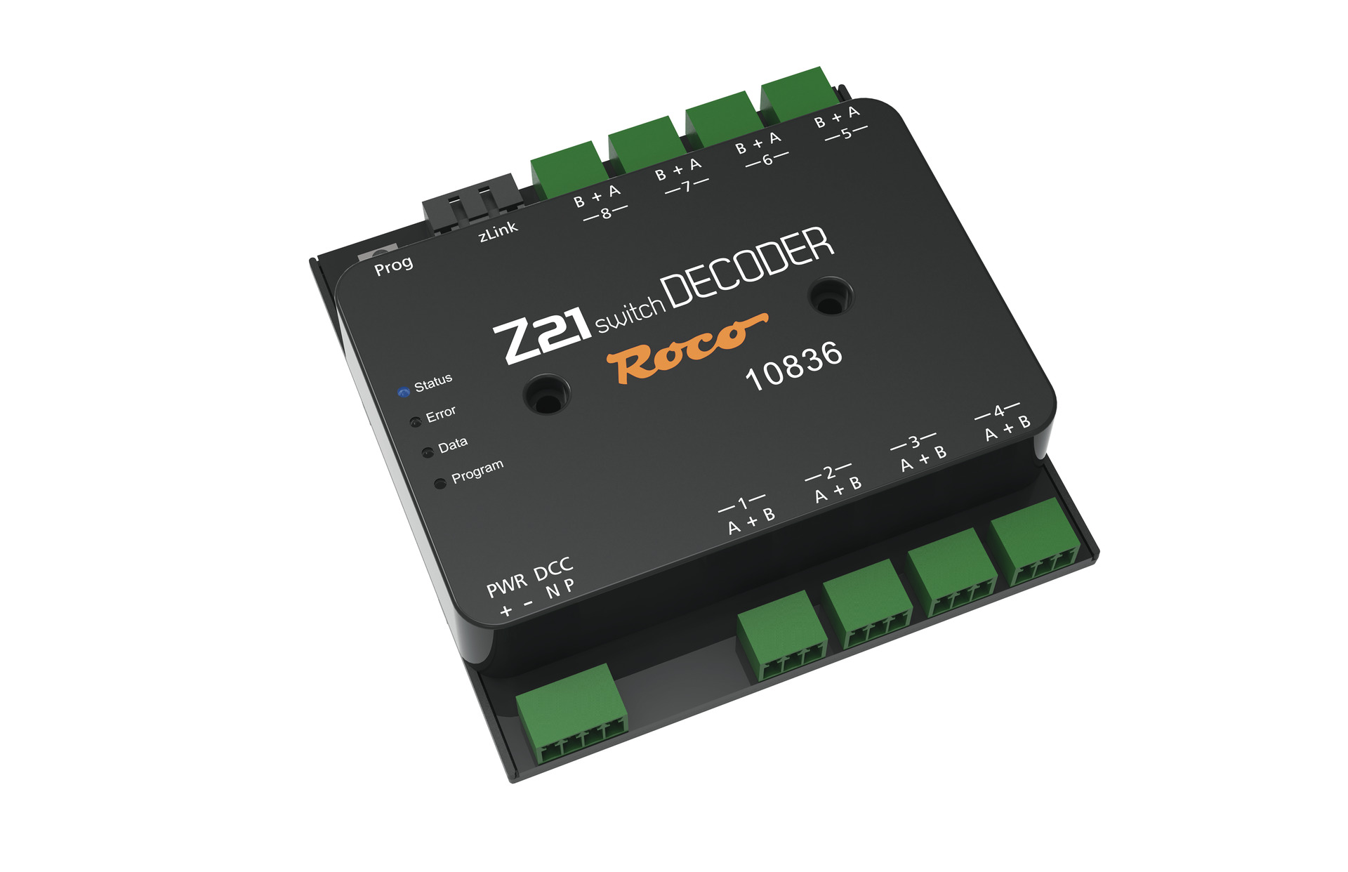 Roco 10836 switch decoder