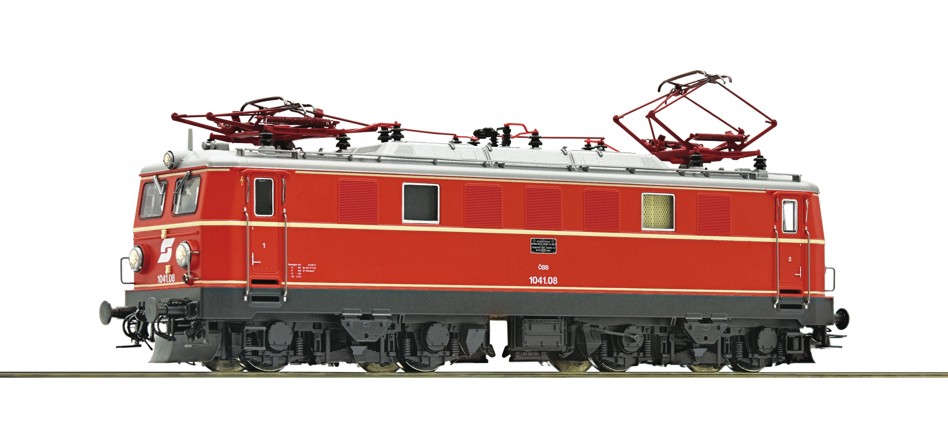 Roco 73092 - Electric locomotive 1041.08, í_BB