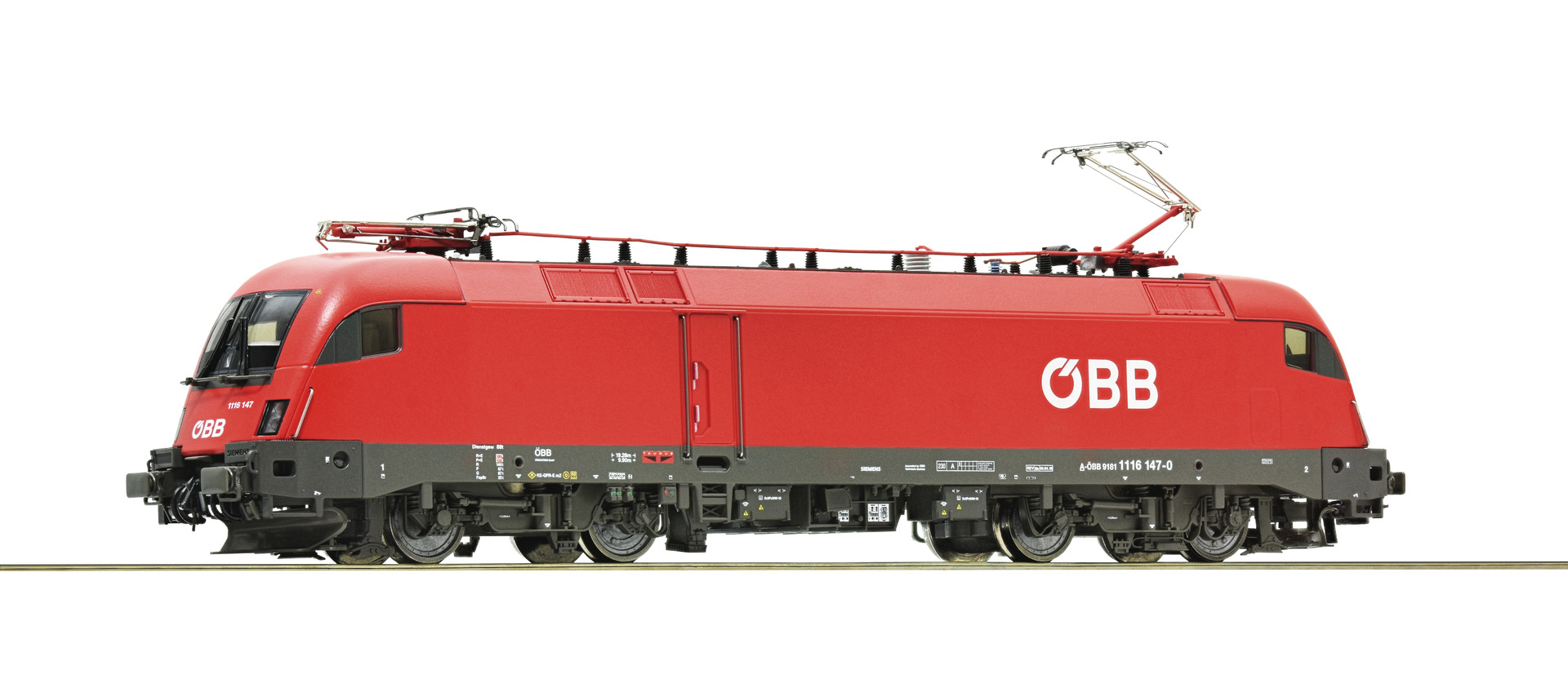 Roco 73245 OBB Rh1116 Electric Locomotive VI