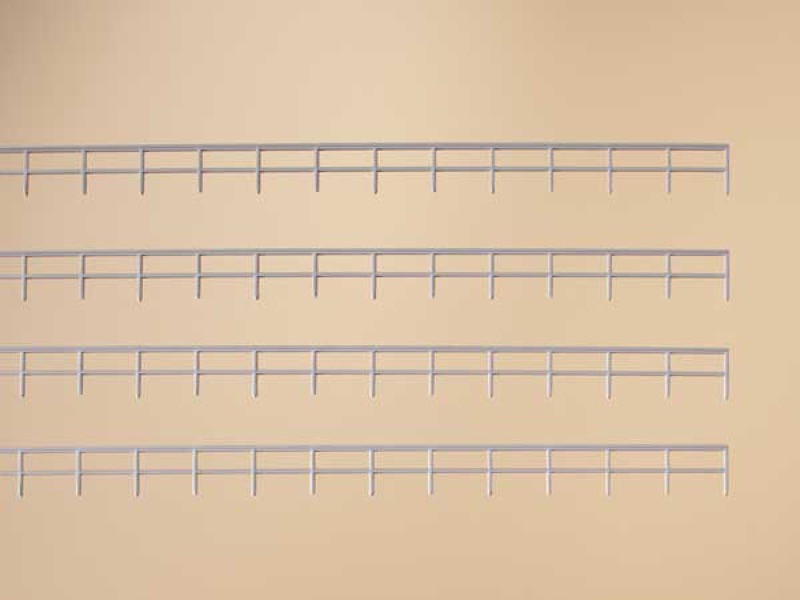 Auhagen 42655 Handrails for railway bridges