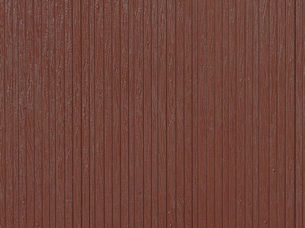 AUHAGEN 52220 HO Plastic sheet 200x100mm (2) Wooden planks brown