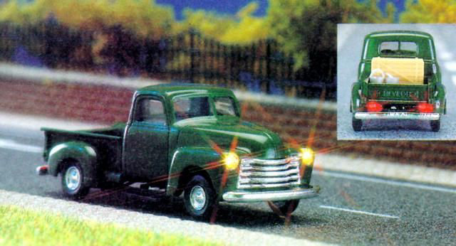Chevrolet Pick Up & Lights