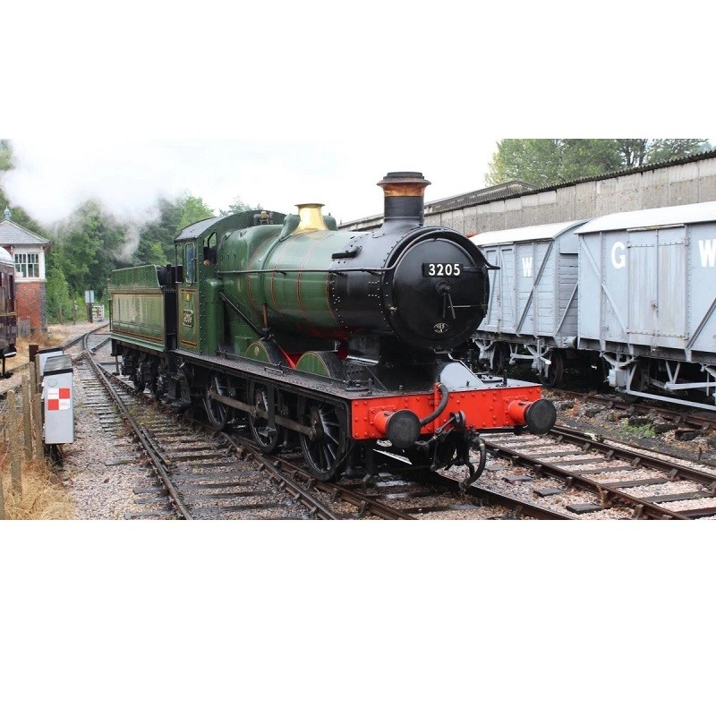 Collett 0-6-0 Steam Loco ESU Sound decoder and SpeakerV5