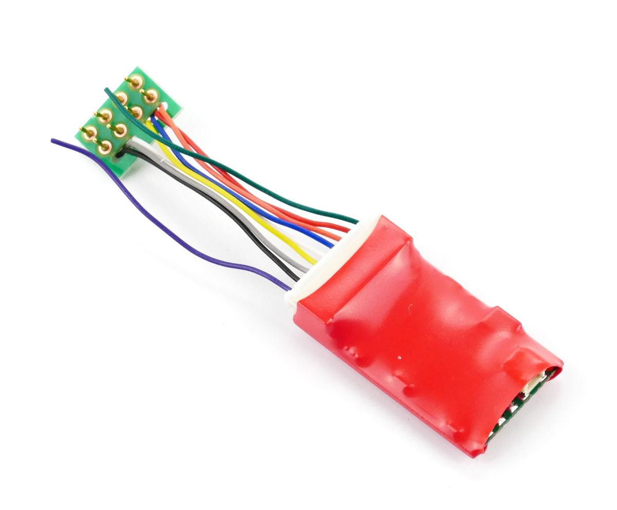 Gaugemaster DCC95 Ruby Series 6fn Pro DCC Decoder 21 Pin