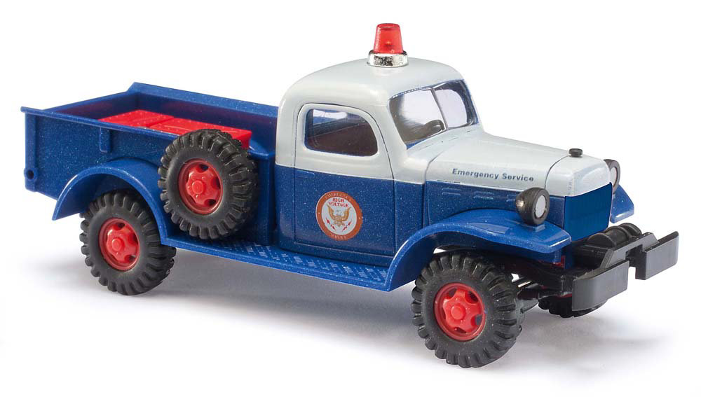 Dodge Power Wagon Techniker