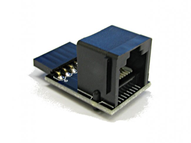 DIGIKEIJS DR60886 - Adapter PCB from S88 to S88N (for e.g. Intellibox)