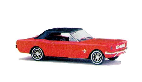 Ford Mustang Cabrio 64 Softtop