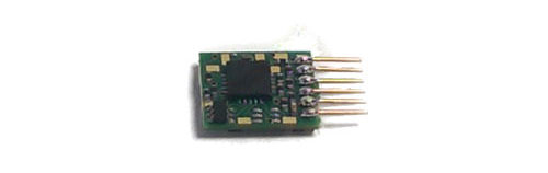 Gaugemaster DCC23 Classic Decoder - 6 Pin Plug-in Decoder for N Scale