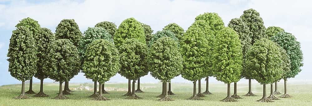 Ho 25 X 70 125mm Trees