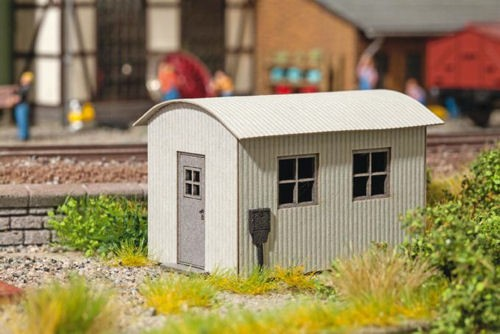 Noch 14354 - Corrugated Shed