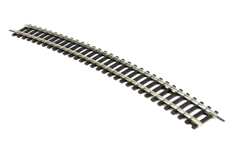 Peco ST-231 No.3 Radius Double Curve, 505mm (19⅞in) radius