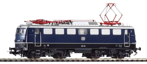 Piko 51730 DB E10 Electric Locomotive III
