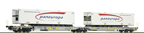 Roco 67394 DBAG/AAE Paneuropa Double Pocket Wagon V