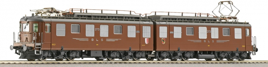 Roco 72604 BLS Ae8/8 Electric Locomotive V