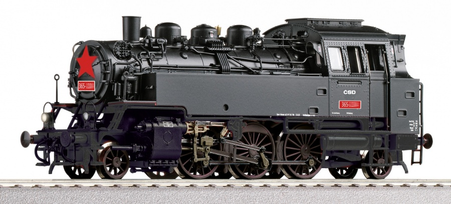 Roco 73202 CSD Rh365.4 Steam Locomotive III