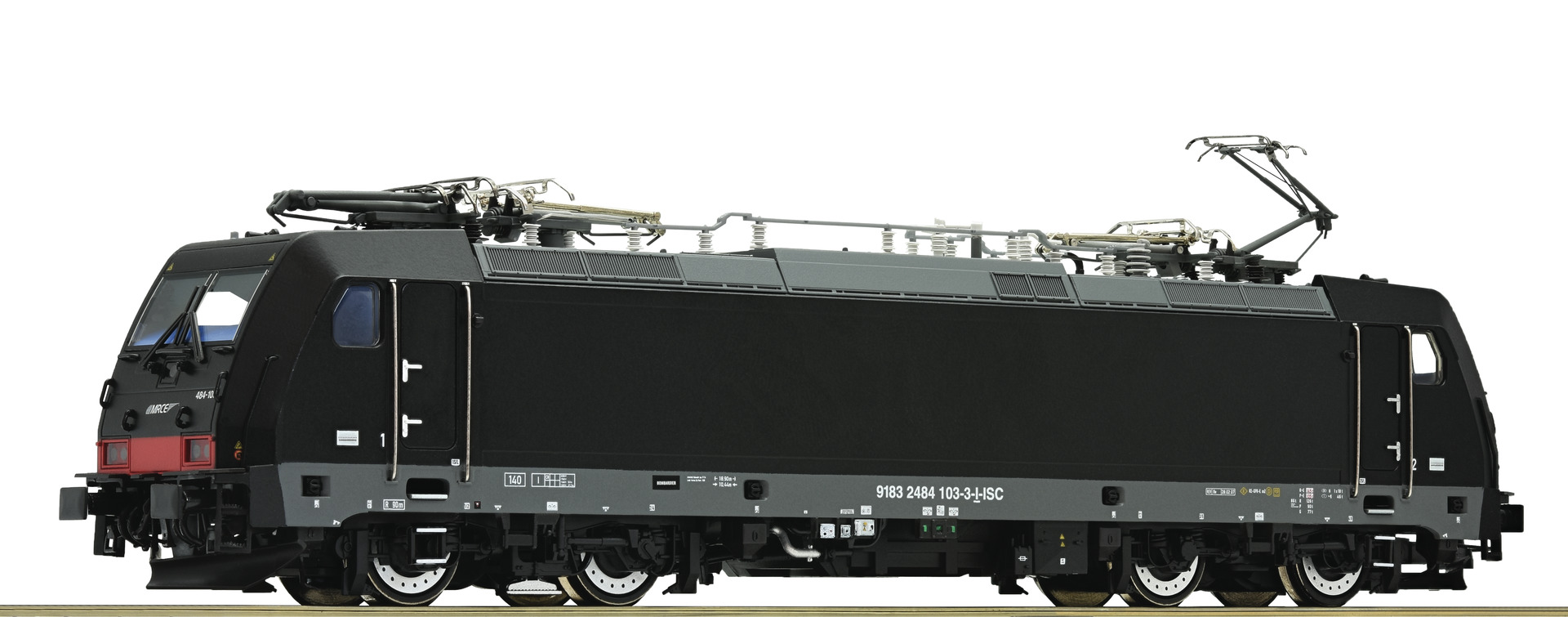 Roco 73676 MRCE E484 103 Electric Locomotive VI