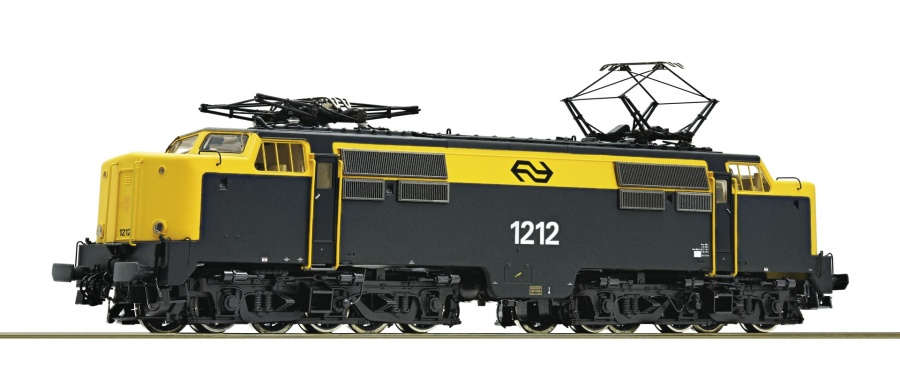 Roco 73830 NS 1212 Electric Locomotive IV