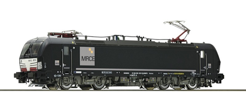 Roco 73925 Electric locomotive BR 193, MRCE
