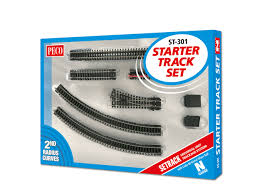 Peco Products ST-301 Starter Track Set (2nd Radius)