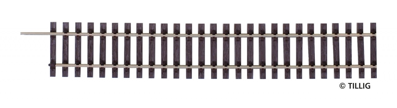 TILLIG 82125 Wooden sleeper flexi track length 890 mm