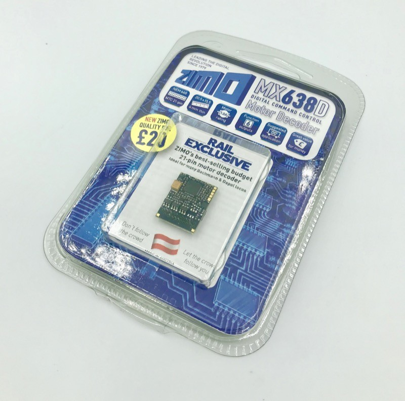 Zimo MX638D MTC 21pin