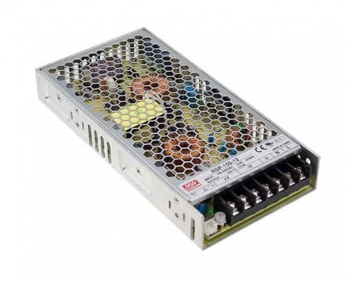 MW RSP-150-7.5 :: switching power supply, PFC, 150 W, 7,5 V / 20 A