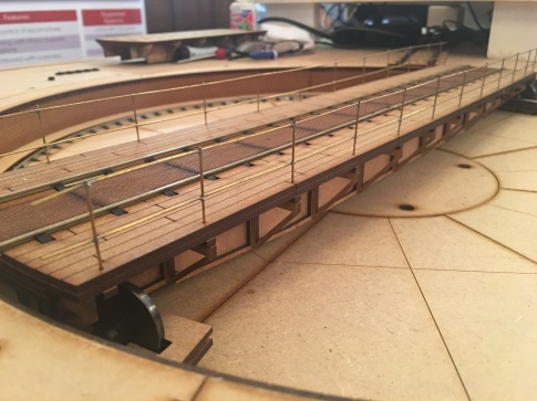 O Gauge Turntable