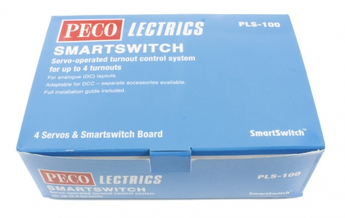 Peco Products PLS-100 SmartSwitch