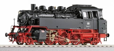 Roco 62198 DB BR064 Steam Locomotive IV (DCC-Sound)
