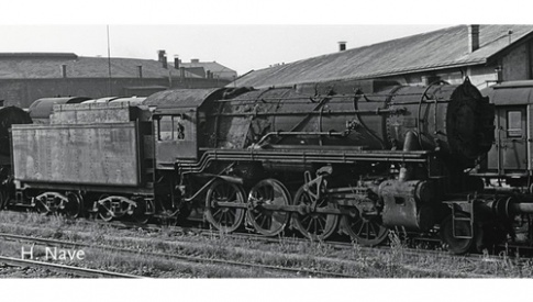 Roco 72160 CNR KD6 Steam Locomotive III