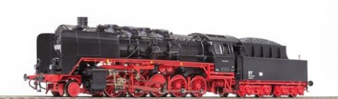 Roco 72177 DR BR50 1002 Steam Locomotive IV (DCC-Sound)