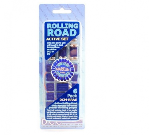 Rolling Road (Multi-Gauge) 6 Axle