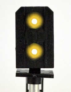 Train Tech SS10 Modern Multi colour 4 Aspect Sensor signal