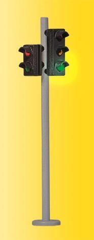 Viessmann 5095 Traffic Light Set with Pedestrian Signals (2)