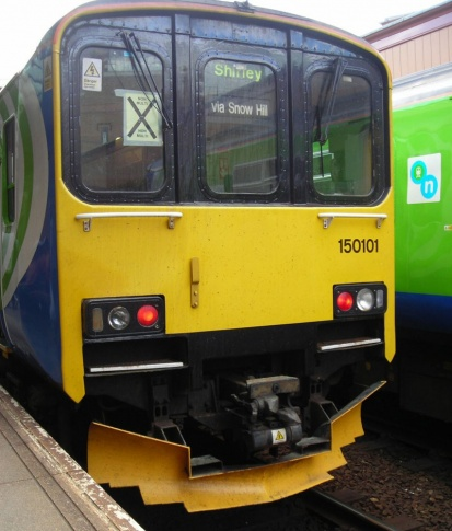 Youchoos Class 150 DMU Zimo Sound