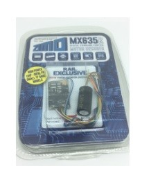 Zimo MX635R High Power Motor Decoder 8pin